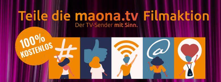 maona.tv Filmaktion